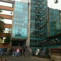 Photo taken at Universidad Piloto de Colombia by Ciro Q. on 2/27/2013