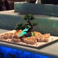 Photo taken at K Asian Bistro Sushi Bar by Nancy C. on 8/28/2013