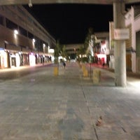 Photo taken at Crown Street Mall by Brennan H. on 11/2/2013