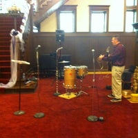 Photo taken at Wichita Scottish Rite by Jonathan E. on 4/2/2013