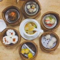 Photo taken at Chokdee Dimsum by Canac N. on 3/27/2015