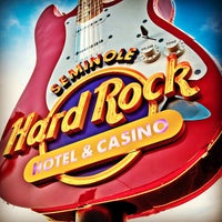 Photo taken at Seminole Hard Rock Hotel & Casino by Seminole Hard Rock Hotel & Casino Hollywood, FL on 6/11/2013