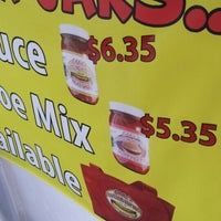 Photo taken at Eddie's Footlong Hotdogs by Todd S. on 8/26/2015