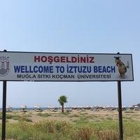 Photo taken at İztuzu Beach by Günay Ç. on 7/31/2016