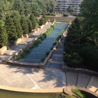 Photo taken at Meridian Hill Park by Jess J. on 6/10/2012