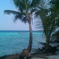 Photo taken at Asdu Sun Island by Andrea C. on 3/1/2013
