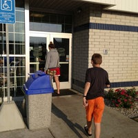 Photo taken at Culver's by Rob F. on 8/24/2013