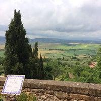 Photo taken at Pienza by Clara E. on 6/9/2016