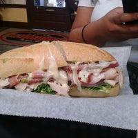 Photo taken at The Sandwich Spot by Alex M. on 2/28/2013