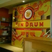Photo taken at Tin Drum Asian Kitchen by . .. on 6/20/2013