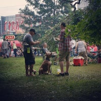 Photo taken at ComFest by Tyler T. on 6/29/2014