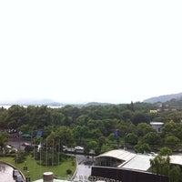 Photo taken at Wyndham Grand Plaza Royale West Lake Hangzhou by Jens S. on 9/21/2013