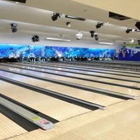 Photo taken at Bird Bowl Bowling Center by Muse P. on 11/8/2013