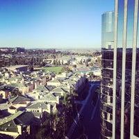 Photo taken at San Diego Marriott La Jolla by Wes D. on 1/15/2014