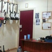 Photo taken at Amp jam studio by Kinozawa H. on 3/23/2013