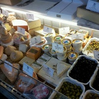 Photo taken at St. James Cheese Company by Jenna A. on 3/2/2013