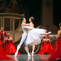 Photo taken at Pacific Northwest Ballet by Danielle S. on 9/30/2012