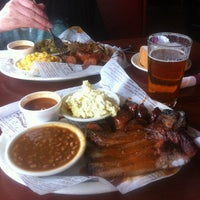 Photo taken at Dreamland BBQ by Francisco G. on 8/9/2013