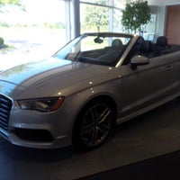 Photo taken at Audi Canada by Jo F. on 10/7/2014