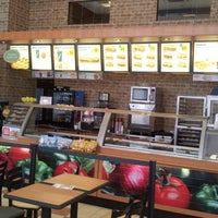 Photo taken at Subway by Oldrich P. on 2/14/2013