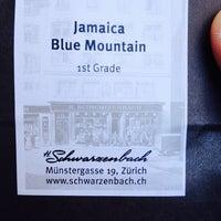 Photo taken at Teecafé Schwarzenbach by Manos on 5/17/2014