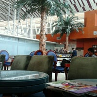 Photo taken at BLUE SKY Executive Lounge by Mohamad L. on 2/10/2013