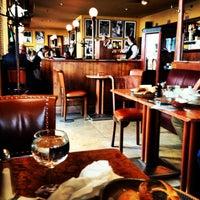 Photo taken at Café Einstein by Nicolas V. on 4/24/2013