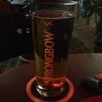 Photo taken at The Shamrock Irish Bar by Alex F. on 2/14/2013