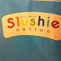 Photo taken at Slushie Nation by Isabella A. on 11/15/2012