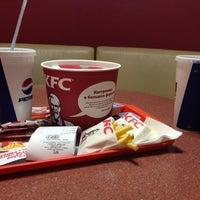Photo taken at KFC by Bogdan L. on 6/20/2014