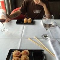 Photo taken at SushiClub by Matthew W. on 4/8/2014