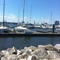 Photo taken at Canton Waterfront Park by Tanya L. on 5/12/2013