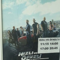 Photo taken at Lemar AVM Cineplex by Armin J. on 5/27/2013