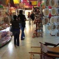 Photo taken at Bazar Artesanal Ah-Kim-Pech by Javier L. on 2/16/2013