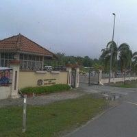 Photo taken at Bangunan Persekutuan Gerik by Awal D. on 11/2/2013