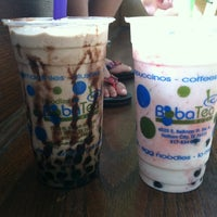 Photo taken at Boba Tea House by Theresa L. on 8/9/2013