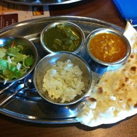 Photo taken at GANESHA Restaurant by C A. on 4/30/2013