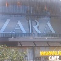 Photo taken at Zara by Senig on 5/7/2013