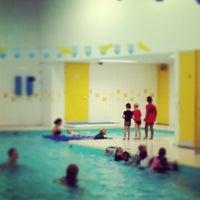 Photo taken at Zwemschool Aquayara by Remo V. on 10/13/2013