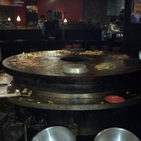Photo taken at HuHot Mongolian Grill by David L. on 7/4/2013