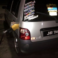 Photo taken at PETRONAS Station by Muhamad A. on 3/10/2013