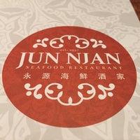 Photo taken at Jun Njan Restaurant by Wiyanto on 4/19/2016