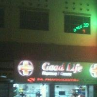 Photo taken at Good Life Pharmacy by Abeetha B. on 4/1/2013