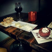 Photo taken at 13.5% Wine Bar by Ramon S. on 2/15/2013