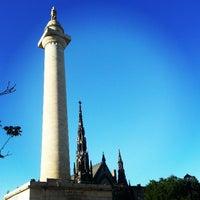 Photo taken at Washington Monument by Ramon S. on 5/2/2013