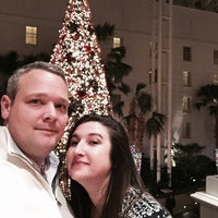 Photo taken at Library Lounge at Old Hickory Steakhouse by Jason P. on 12/20/2014