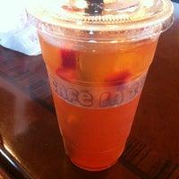Photo taken at Cafe La Tea by Alex P. on 2/22/2013