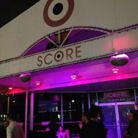 Photo taken at Score Bar by Renato C. on 4/6/2013
