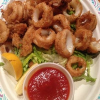 Photo taken at Brewsters Seafood Market by Vanessa P. on 2/17/2013