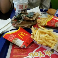Photo taken at McDonald's by Alya-Jana 🐱 on 5/15/2015